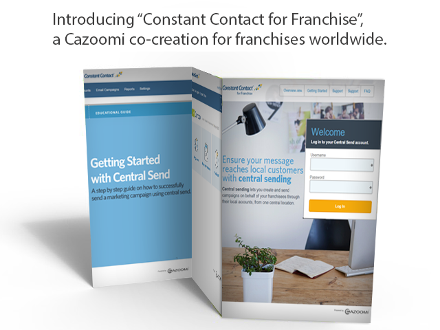 Constant Contact for Franchise