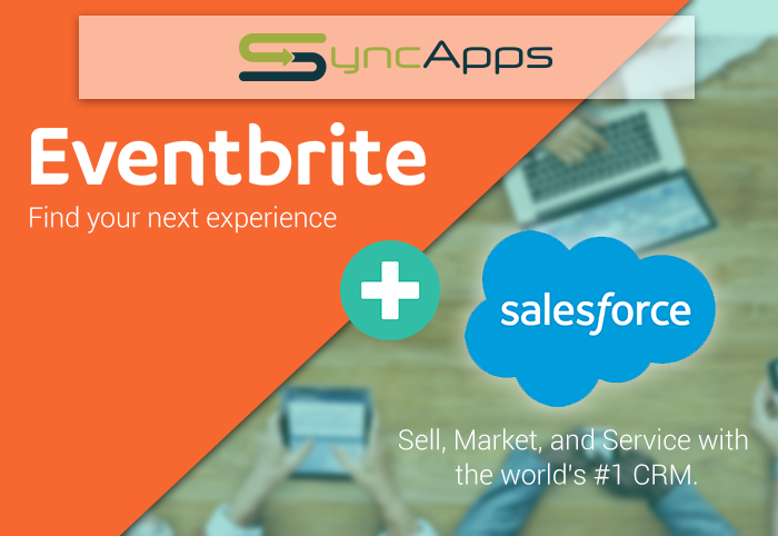 Eventbrite syncs up with Salesforce for growing demand by Mailchimp subscribers.